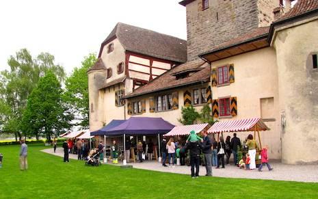 Setzlingsmarkt Schloss Hegi