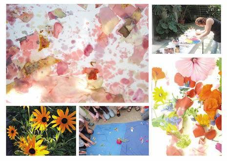 Pflanzenfarben Workshop