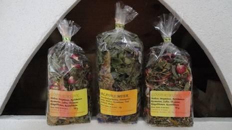 Teekräuter-Garten
