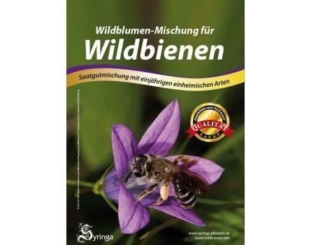 M12: Wildblumenmischung für Wildbienen für 10m² (Saatgut)