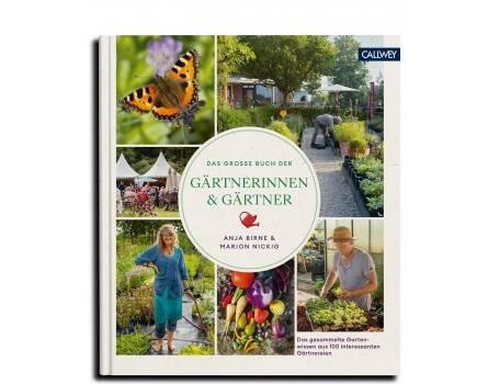 Das große Buch der Gärtnerinnen und Gärtner