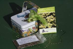 Duftpflanzen Prachtmischung in der Schmetterlingsdose (für 10m²)