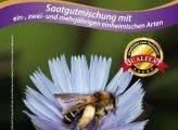 Mischung 13: Wildblumenmischung für Wildbienen für 1m² (Saatgut)