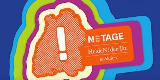 HeldeN! Nachhaltigkeitstage Baden-Württemberg