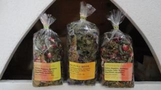 Teekräuter-Garten ABGESAGT